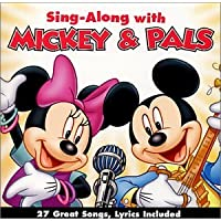 Sing-Along with Mickey & Pals