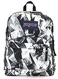 Jansport Superbreak Backpack (Shady Grey Shadow Angles)