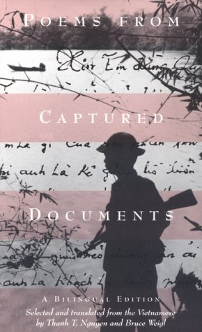 Cover of Poems from Captured Documents: A Bilingual Edition