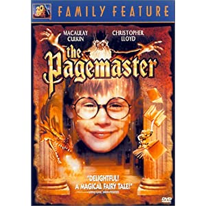 The Pagemaster (1994)