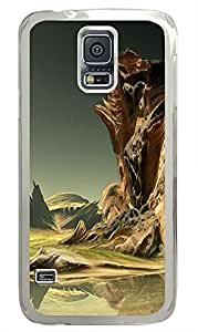 Samsung S5 case shop covers Extraterrestrial Formation PC Transparent Custom Samsung Galaxy S5 Case Cover