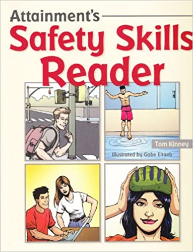 Book Safety Skills Reader