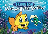 img - for Freddi Fish: The Missing Letters Mystery book / textbook / text book