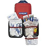 Lifeline 30 Piece First Aid Emergency Kit - Small Compact Size - Ideal Camping, Sporting Events, Hiking, Cycling, car as Well as Home, School Office