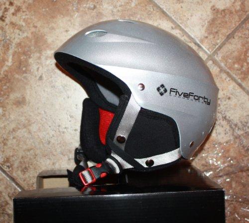 Fivtyforty Snowsport ski snowboard Helmet 2012 size L NEW, Outdoor Stuffs