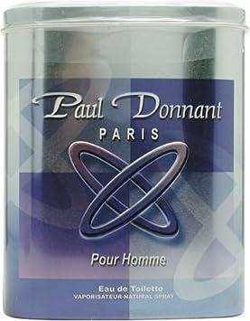 Paul Donnant By Paul Donnant For Men. Eau De Toilette Spray 3.4 Ounces
