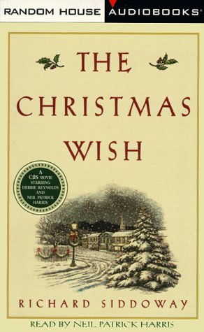 book cover of the christmas wish