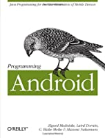 Programming Android Front Cover
