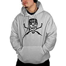 Goon Cool Goalie Vintage Hockey Mask Sticks Men's Nice Suit First Quality Sweatshirts For Men
