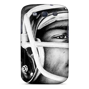 Slim Fit Tpu Protector Shock Absorbent Bumper Nfl American Football Players Case For Galaxy S3
