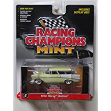 2016 Racing Champions 1956 Chevy Nomad 2 Tone Yellow and White