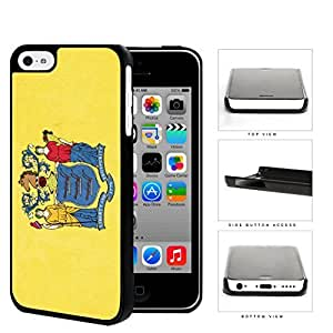 linJUN FENGNew Jersey State Flag Hard Plastic Snap On Cell Phone Case Apple iphone 5/5s