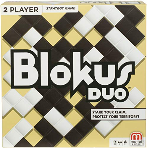 (Blokus Duo Two Player Strategy Game)