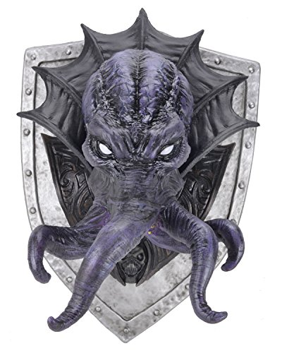Dungeons & Dragons: Mind Flayer Trophy Plaque ()