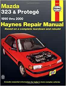 wiring diagram ford laser 1990 mazda 323 and protege  1990 2000  haynes repair manuals  haynes  mazda 323 and protege  1990 2000