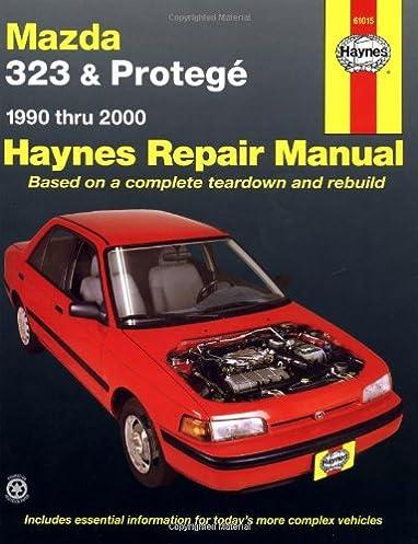 mazda 323 and protege 1990 2000 haynes repair manuals haynes rh amazon com 2000 mazda millenia repair manual pdf 2000 mazda millenia repair manual pdf