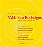 img - for Adobe Master Class: Web Site Redesigns book / textbook / text book