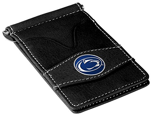 NCAA Penn State Nittany Lions Players Wallet - Black