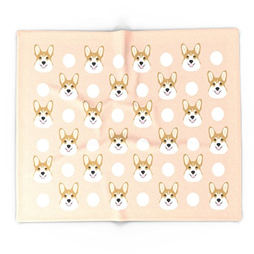 Society6 Corgi Polka Dots Peach Blush Pastel Pink Coral Welsh Corgi Iphone Case For Dog Lover Gifts For Dogs 51