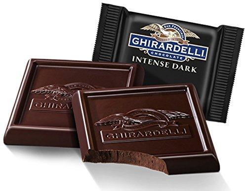 Ghirardelli Bulk Intense Dark Chocolate 72% Cacao