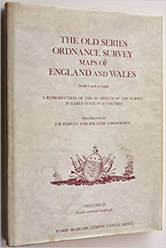 The Old Series Ordnance Survey Maps of England and Wales Volume