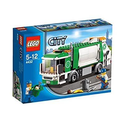 LEGO City Garbage Truck - 4432.: Toys & Games