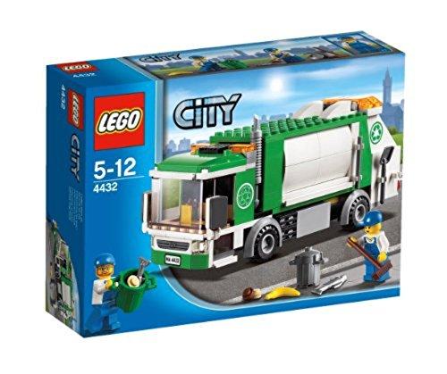 LEGO City Garbage Truck - 4432.