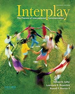 Interplay the process of interpersonal communication adler interplay the process of interpersonal communication fandeluxe Images