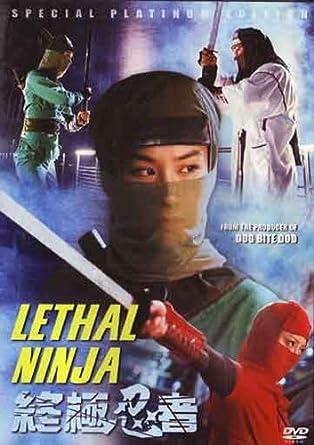 Amazon.com: Lethal Ninja: Shengyi Huang, Eddy Ko, Waise Lee ...