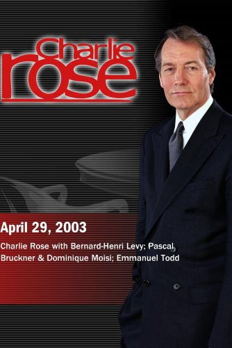 Charlie Rose (April 29, 2003) ()