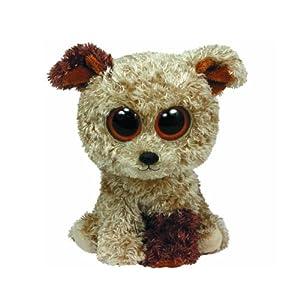 Amazon.com: Ty Beanie Boos Rootbeer Terrier Plush Dog