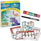Printoons Fingerprint Art Dinosaurs Kit Crafts