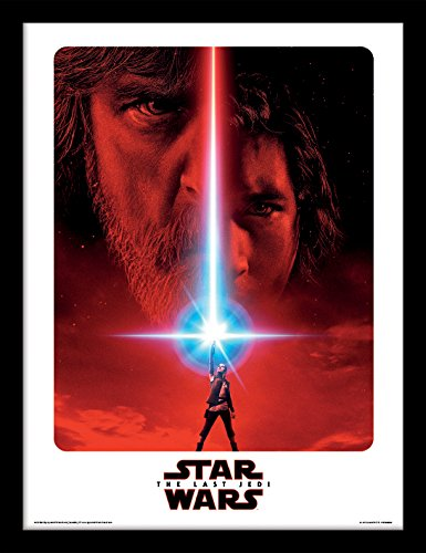 Star Wars: The Last Jedi Tease con Stampa Artistica, 30  x 40  cm 30 x 40 cm Pyramid International FP12066P-PL
