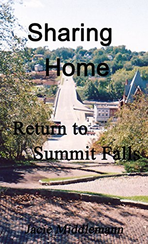 Sharing Home (Return to Summit Falls Book 5) by [Middlemann, Jacie]