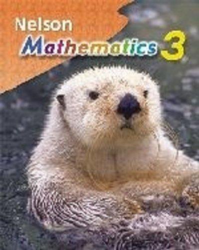 Nelson Mathematics 3 Workbook