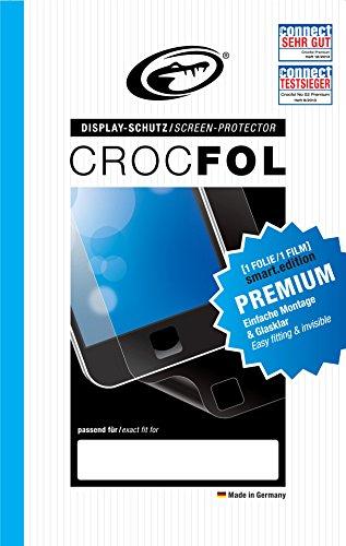 i-INN Smartlet CROCFOL PREMIUM smart.edition HD Displayschutzfolie - PREISTIPP - PRÄZISE GENAUE AUSCHNITTE für Kamera und Lautsprecher / HERGESTELLT IN DEUTSCHLAND - millionenfach bewährt und offizieller TESTSIEGER / nahtloser Glas Kratzschutz / Ultraklar ohne Farb- und Kontrastverfälschung - maximale Touchscreen Genauigkeit / Einfache und staubfreie Applikation ( antistatisch )