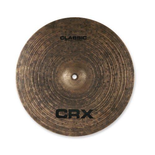 CRX Cymbals CL-C18 Classic Series 18-Inch Crash Cymbal