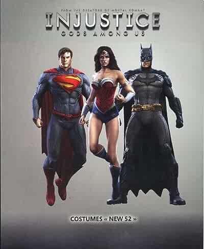 Amazon.com: Injustice : Gods Among Us - The New 52