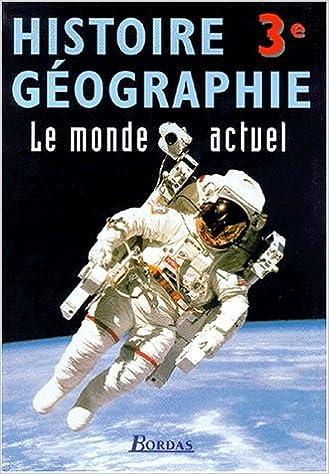 Livre gratuits Histoire, géographie : 3e pdf