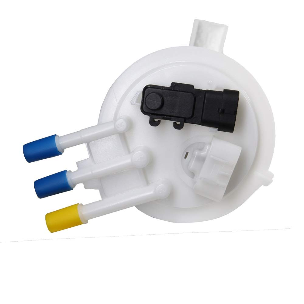 FP74757M TOPSCOPE with 2 Electrical Connectors Fuel Pump Assembly for 1997 1998 1999 2000 Chevy GMC Pickup Truck Compatible with 19177242 E3947M