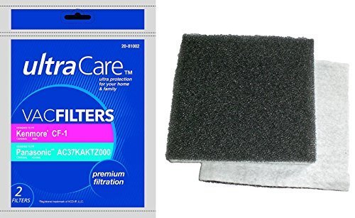 UltraCare Kenmore Canister Vacuum Filter
