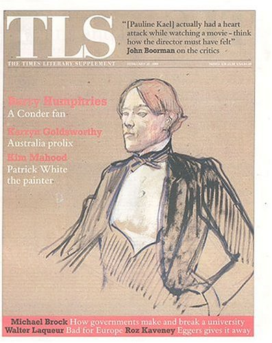 Tls : the Times Literary Supplement