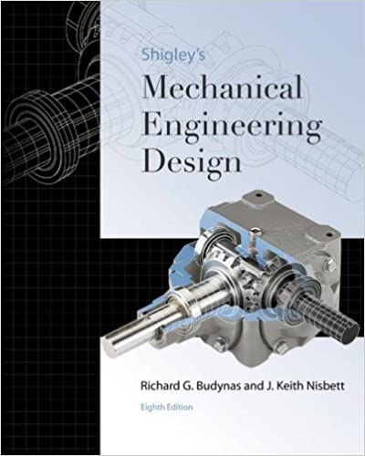 Shigley S Mechanical Engineering Design Mcgraw Hill Series In Mechanical Engineering Budynas Richard Nisbett J Keith 9780073121932 Amazon Com Books
