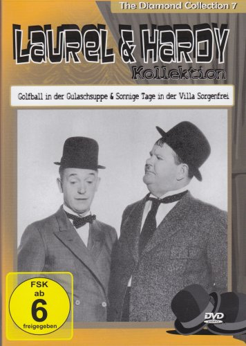Laurel & Hardy - The Diamond Collection 7