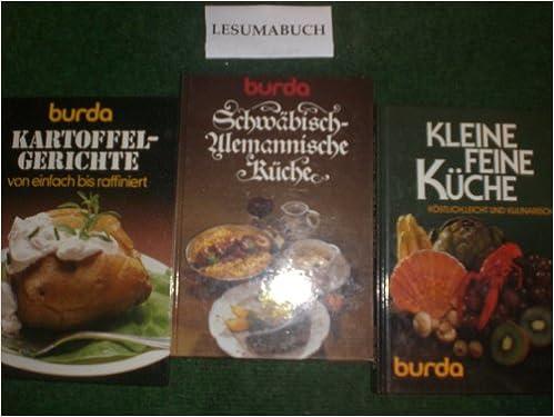 3mal Burda Kochbuch - Schwäbisch allemannische Küche ...