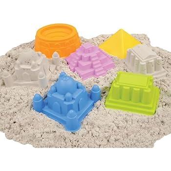 World Landmarks Sand Molds