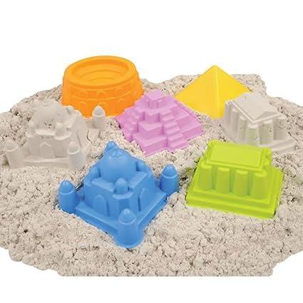ea284ff3c3 Amazon.com: World Landmarks Sand Molds: Toys & Games