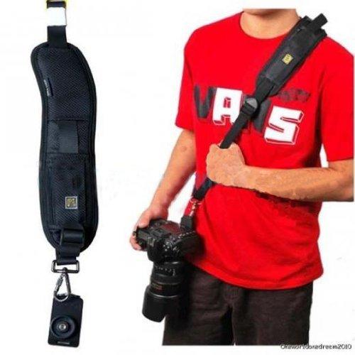 Kamera Einzel Schulter Sling Gurt Bügel für SLR DSLR (Einzel-Schulter-Riemen)