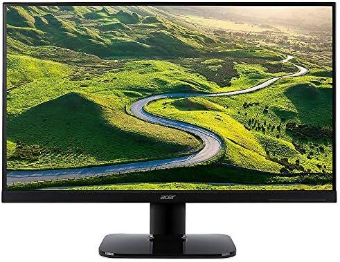 "Acer KA270H Abix 27"" Full-HD LED Monitor, Ultra-Thin Bezel, VESA Mount, UM.HX0AA.A06"