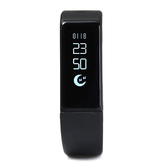 Amazon.com: Frecibo I5 Plus Smart Bracelet ,Bluetooth 4.0 ...